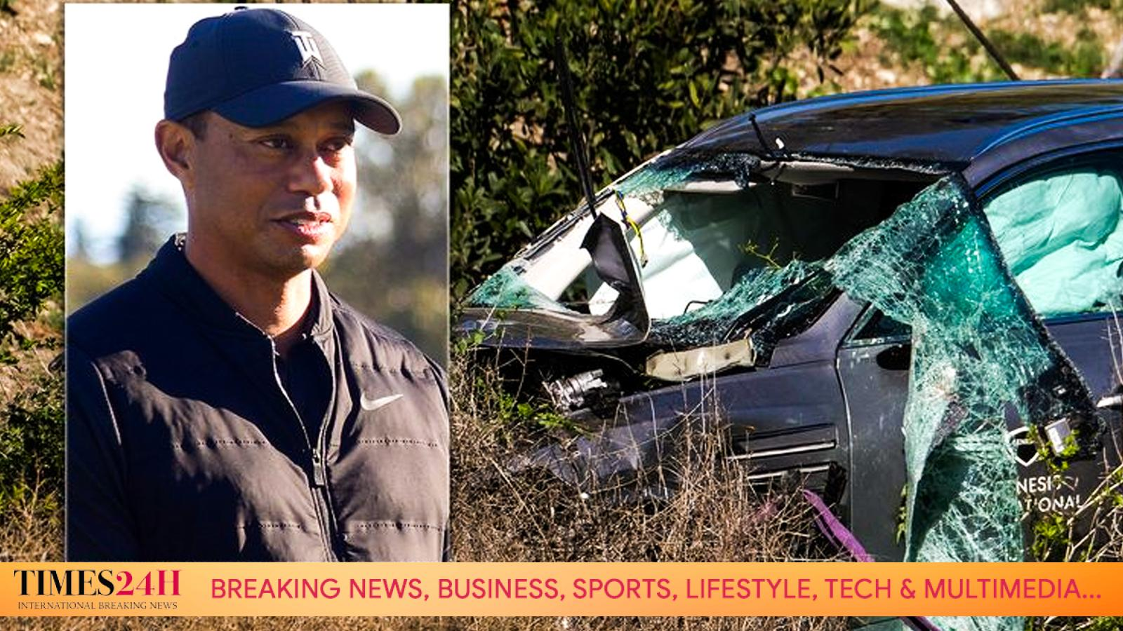 Tiger Woods' injury update: How the star is recovering ...
